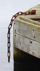 DSCN4662 (Darren B. Hillman) Tags: chain rust corrosion disused abandoned dockside docks birkenhead alfredbasin nikon p900
