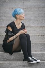 Fannie (juergenberlin) Tags: singer songwriter beauty short hair portrait woman