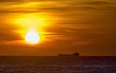_DSC3802 (fjsmalaga) Tags: ngc mar petrolero sol amanecer