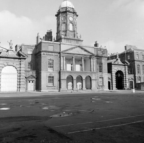 Genealogical Office, Dublin Castle