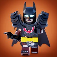 iPad Batman (mecabricks) Tags: mecabricks batman 3d lego cycles blender