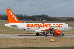 OE-LKN Airbus A319-111 Easyjet Europe Stansted 02nd March 2019 (michael_hibbins) Tags: oelkn airbus a319111 easyjet europe stansted 02nd march 2019 aeroplane aerospace aircraft aviation airplane air aero airfields airport airports civil commercial passanger passenger jet jets oe austria austrian european