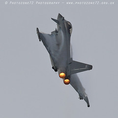 0940 Typhoon Display (photozone72) Tags: raf raftyphoondisplay typhoon eurofighter coningsby rafconingsby lincolnshire aviation aircraft canon canon7dmk2 canon100400f4556lii 7dmk2