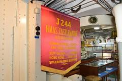 800_7691 (Lox Pix) Tags: hmascastlemaine warship destroyer ran navy guns shells portholes heritage australia memorabilia melbourne victoria williamstown museum loxpix loxwerx ship l0xpix