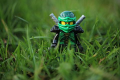 Forest of green (Sc00t18) Tags: lego ninjago green