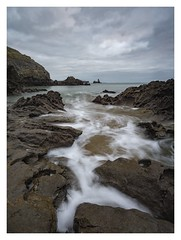 Church Rock3 (Two Quarters Photography) Tags: pembrokeshire seascape waves rocks sea wales