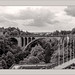 Le pont Adolphe de Luxembourg-ville