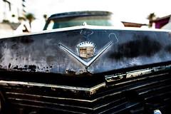 Long Black Cadillac (Thomas Hawk) Tags: america artsdistrict cadillac dv2011 googledeathvalleyphotowalk2011 lasvegas lasvegasartsdistrict nevada usa unitedstates unitedstatesofamerica veags hearse fav10 fav25