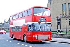 Fife Scottish: 789 (A989FLS) in Kirkcaldy (Mega Anorak) Tags: bus leyland olympian onlxb1r alexander fifescottish kirkcaldy