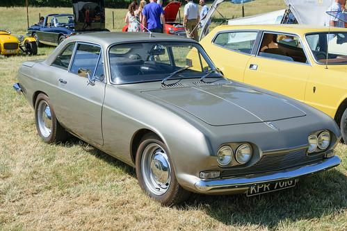 Reliant Scimitar GT SE4 (1969)