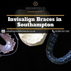 Invisalign Braces in Southampton (HighfieldDentalCare) Tags: invisalign braces southampton