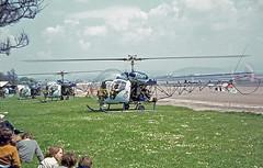 Photo of Blue Eagles at Swansea circa 1970