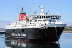 MV Caledonian Isles - Ardrossan -- 07-07-18 (MarkP51) Tags: mvcaledonianisles ardrossan harbour scotland caledonianmacbrayne ferry ship boat vessel nikon d7100 d7200 nikon70200f4vr nikonafp70300f4556fx kodachromeii slide film scan sunshine sunny maritimephotography