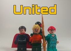Tomorrow He'll Unite our Worlds (irishclown156) Tags: