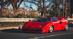 Stance (AaronChungPhoto) Tags: lamborghini countach 25th japan stance