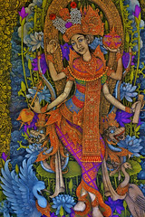 INDONESIEN, Bali , Galerie in Ubud,  aktuelle Balinesische Kunst,  17964/11190 (roba66) Tags: bali urlaub reisen travel explore voyages rundreise visit tourism roba66 asien asia indonesien indonesia insel island île insulaire isla kunst galerie art painting painture künstler gemälde
