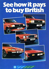 See How It Pays To Buy British (British Motor Industry Heritage Trust Archive) Tags: bmiht britishmotormuseum salespress advertisement advertising vintage history socialhistory