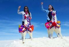 Salar de Uyuni #Bolivia (carmelafraga16) Tags: bolivia