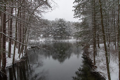 quabbinreservoir2019-95 (gtxjimmy) Tags: nikond7500 nikon d7500 winter snow quabbinreservoir swiftriver ware belchertown massachusetts watersupply newengland quabbin