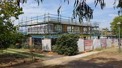 New Units in Narrabundah 1 (spelio) Tags: act architecture construction nsw australia feb 2019