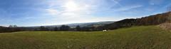 Panorama Gemmenich. (wimjee) Tags: nikond7200 nikon d7200 afsdx1680mmf284eedvr wandeling gemmenich belgië hike panorama hugin stitch
