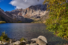 Ths sight will fill you with joy.. (AgarwalArun) Tags: sony a7m2 sonyilce7m2 landscape scenic nature views easternsierra lakes leaves autumn fallfoliage mountains inyonationalforest convictlake