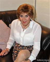 Chiffon (rebeccajaynegrey) Tags: crossdresser transvestite transgender crossdress cd tgirl tg crossdressing