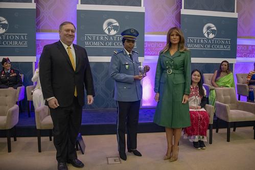 Moumina Houssein Darar From Djibouti Receives Her 2019 IWOC Award