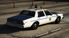 Retro PSP 02 (Vision7124) Tags: gtav game pennsylvania state police retro vehicle car chevrolet chevy caprice grand theft auto