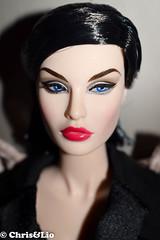 "Rayna Ahmadi ""Fabulous Life"" (Chris & Lio) Tags: fashion royalty integrity toys doll muñeca 2018 fabulous life rayna ahmadi convention luxe"