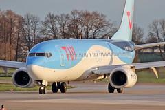 Boeing 737-8K5(WL) - D-AHFV - HAJ - 19.03.2019(1) (Matthias Schichta) Tags: haj hannoverlangenhagen eddv planespotting flugzeugbilder tuifly boeing b737800 dahfv