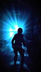 Shadow of the Tomb Raider (Matze H.) Tags: shadow tomb raider lara croft wallpaper 4k uhd hdr smartphone light neon women girl blue black dark night nightmare dlc