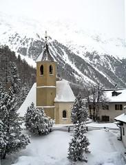 La vecchia chiesa di Solda (giorgiorodano46) Tags: marzo2019 march 2019 giorgiorodano solda sulden altoadige sudtirolo chiesa kirke