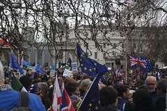 Put it to the People March (lazy south's travels) Tags: london england english britain british uk march protest protester democracy eu europeanunion brexit