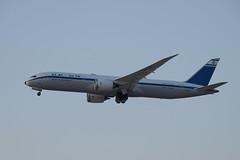 El Al (Retro Livery) B789, 4X-EDF, TLV (LLBG Spotter) Tags: elal b787 4xedf tlv aircraft special airline llbg