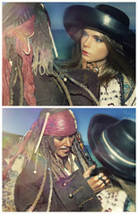 Pirates (28_stab_wounds) Tags: sparrow action vcf2031 figure verycool hottoys pirates
