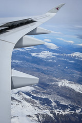 Qatar airways Airbus a350-900 A7-ALW (Michele Centurelli) Tags: nikon d7200 18105 qatar airways airbus a350900 a7alw wing winglet view overview aerial a350 lightroom