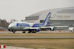 IMG_5705@L6 (Logan-26) Tags: boeing 747428bcf n952ca msn 25238 national airlines riga international rix evra latvia cargo aleksandrs čubikins