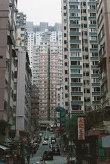 000001 (Ch0jiN) Tags: kodak ultramax 400 hongkong canon ae1 film street asia