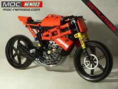 DEUS_EX_MACHINA 1 (moc-nemooz.com) Tags: motorcycle motorbike moc nemooz lego technic deus ex machina