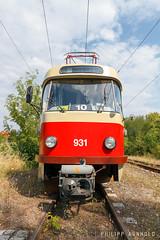 IMG_7903-2 (philipp138) Tags: beiwagenzug t4d b4d ckd tatra überlandbahn