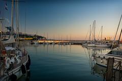 Barche ormeggiate (Luomo di Monaco) Tags: ormeggio barche mare