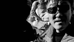 Culture! (Baz 120) Tags: candid candidstreet candidportrait city contrast street streetphotography streetphoto streetcandid streetportrait strangers rome roma ricohgrii europe women monochrome monotone mono noiretblanc bw blackandwhite urban life portrait people italy italia grittystreetphotography faces decisivemoment