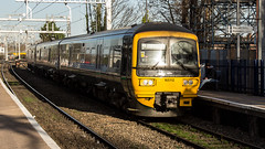 165112 (JOHN BRACE) Tags: 1992 brel york built class 165 dmu 165112 seen reading west gwr livery