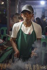 Bar-B-Q (dejongbram) Tags: people portrait philippines barbeque bbq streetphotography streetfood human bacolod masskara tripadvisor lonelyplanet food happyplanet asiafavorites