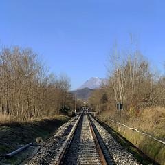 (Paolo Cozzarizza) Tags: italia friuliveneziagiulia pordenone castelnovodelfriuli panorama alberi ferrovia