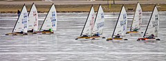 SHORT ON TIME (ddt_uul) Tags: ice boat iceboat winter cold water frozen sail sailboat wind fast speed vehicle detroit detroitnews whitmorelake