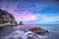 Colors (PepinAir) Tags: blanes costabrava landscape mar natura pinyarosa puntadesagulla nature paissatge colors