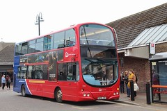 Go North East 3963 / NK06 JXD (TEN6083) Tags: northshields railwayterrace eclipsegemini wrightbus b7tl volvo nk06jxd 3963 gonortheast transport buses publictransport bus nebuses