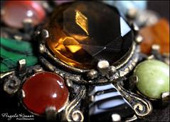 Macro Monday - Jewelry (angelakanner) Tags: macromondays jewelry canon70d lensbaby velvet56